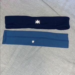 Accessories - Two headbands